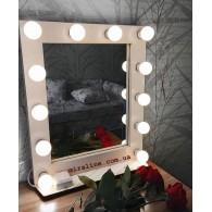 """Зеркало для макияжа """"Топ"""" вертикальный"""
