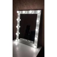 """Зеркало для макияжа """"Топ2"""" вертикальный"""