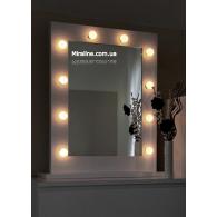 Зеркало с подсветкой для ванной  харьков