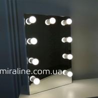 """Гримерное зеркало """"Юнит"""" ВШГ 60х40х4,5 см"""