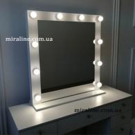 """Гримерное зеркало """"Джерри"""" ВШГ 80Х80Х4.5 СМ"""