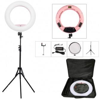 Лампа кольцевого света FS-480