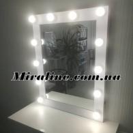 """Зеркало для макияжа """"Топ2"""" вертикальный ВШГ 80х60х4,5 см"""