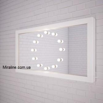 """зеркало с подсветкой """"Велюр"""""""