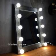 """Зеркало с подсветкой """"Кори"""" ВШГ 85х65х4,5 см"""