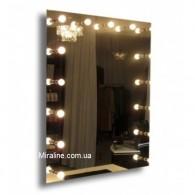 Зеркало с подсветкой Maлахит