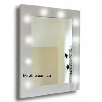"Зеркало с подсветкой ""Toпаз"""