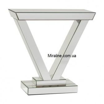 """Зеркальный консольный столик """"Малье"""""""