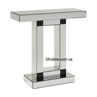 """Зеркальный консольный столик """"Тортона"""""""