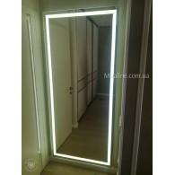 Зеркало с Led подсветкой 1405