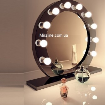 """Гримерное зеркало """"Мемфис"""""""