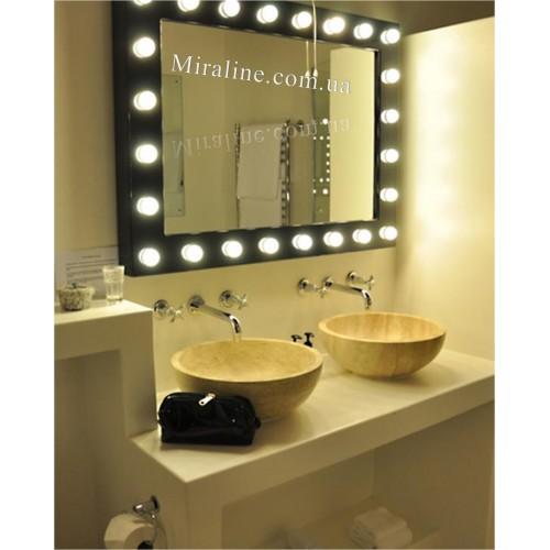 Mirror bathroom vanity
