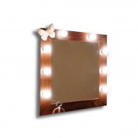 Гримерное зеркало Рубин