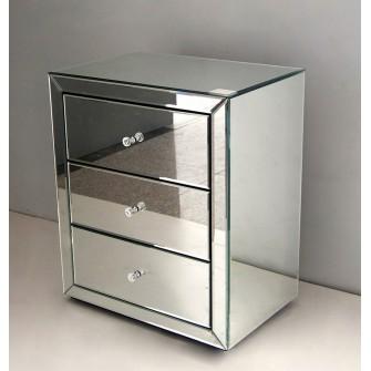 Зеркальный комод Lustre