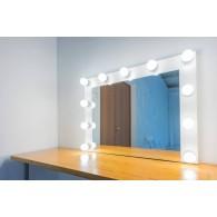 Зеркало для макияжа Алмаз